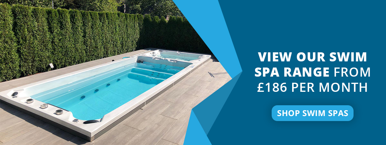 Swim Spas & Endless Pools with 0% Finance