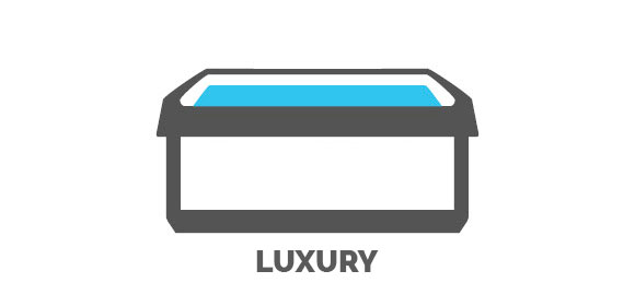 Luxury Series Hot Tubs