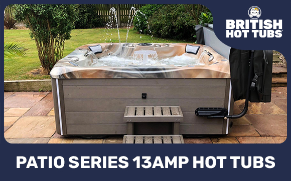 British Hot Tubs Patio