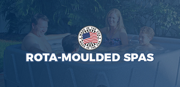 Why Rota-Moulded Spas?