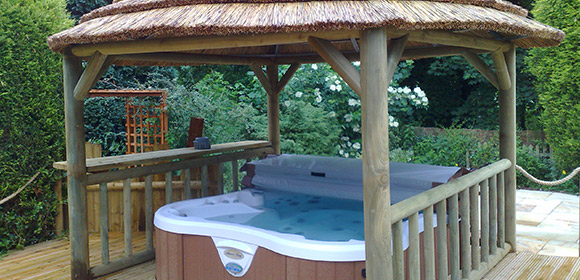 Hot Tub & Enclosure Packages